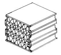 Ребристый теплообменник спроектировать кожухотрубчатый теплообменник