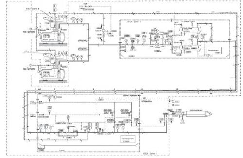 1 Схема технологического